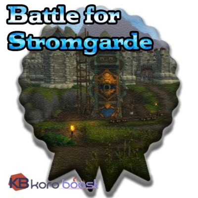 Buy Battle-for-Stromgarde-Heroic-Warfront-Boost cheap boost service or carry run