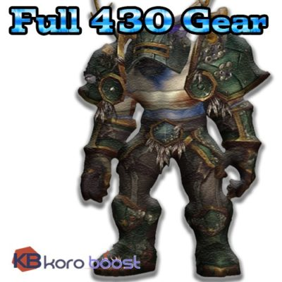buy full 430 gear cheap boost service or carry run