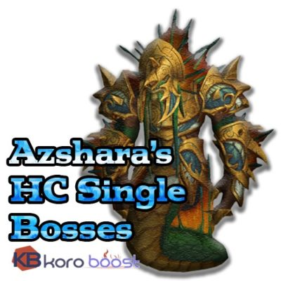 buy-azsharas-single-bosses cheap boost service or carry run