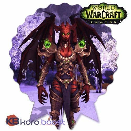 Antorus, the Burning Throne Normal Full Gear EU