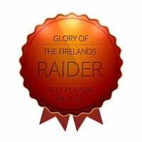 Buy Glory of the Firelands Raider cheap boost service or carry run