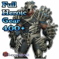 Battle of Dazar'alor Heroic Full Gear Boost Carry