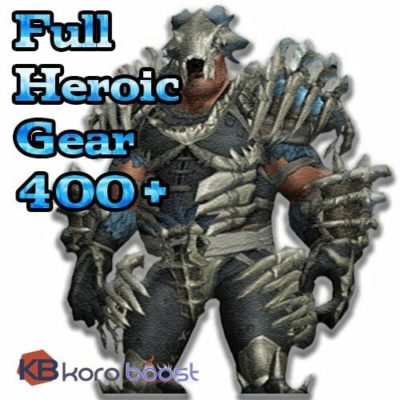 Battle of Dazar'alor Heroic Full Gear Boost Carry