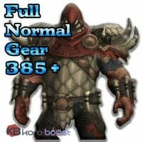 Battle of Dazar'alor Normal Full Gear Boost Carry