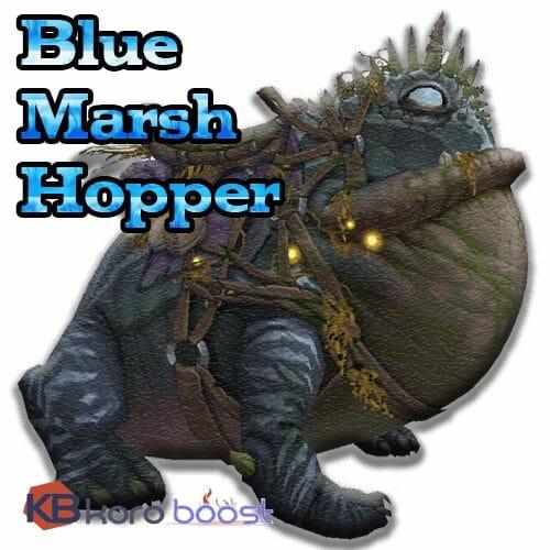 Blue Marsh Hopper Mount