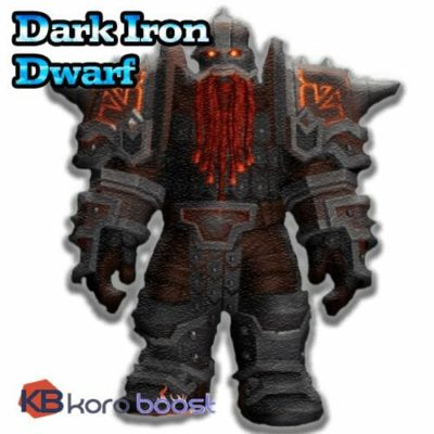 Buy Dark Iron Dwarves Allied Race Unlock - BFA allied race cheap boost service or carry run