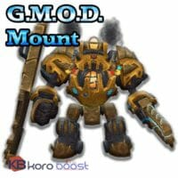 G.M.O.D. mount