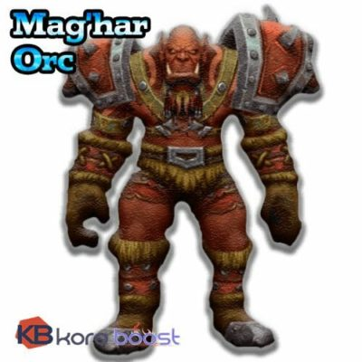 Buy Mag'har Orc Allied Race Unlock - BFA allied race cheap boost service or carry run