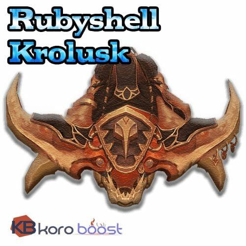 Rubyshell Krolusk Mount