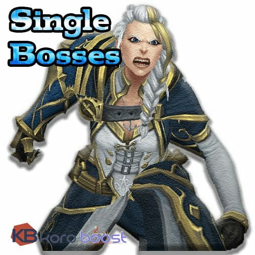 Single Bosses of Battle of Dazar'alor Heroic Or Normal boost for loot (BoD loot run carry)