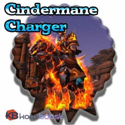 Cindermane Charger