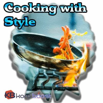 Cooking with Style