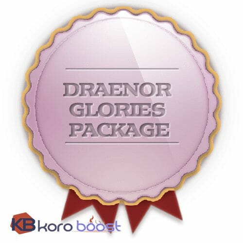 Draenor Glories Package
