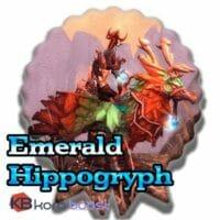 Emerald Hippogryph