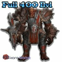 Full 400 + gear package - Fast delivery!