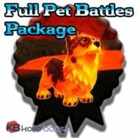 Full Pet Battles achievements package
