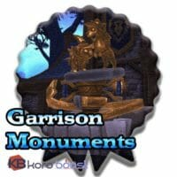 Garrison Monuments  Achievements Boost