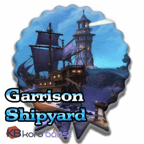 Garrison Shipyard Achievements Boost