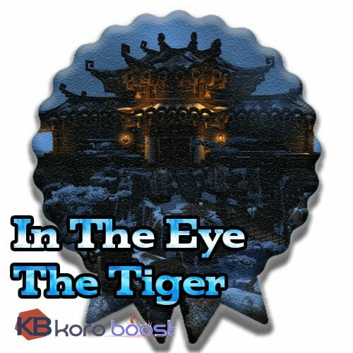 In The Eye The Tiger Achievement Boost