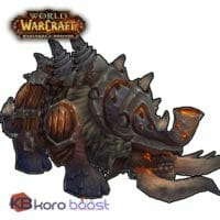 Ironhoof Destroyer BlackHand Mount