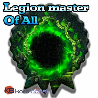 Legion Master of All
