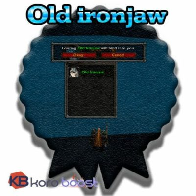 Old Ironjaw