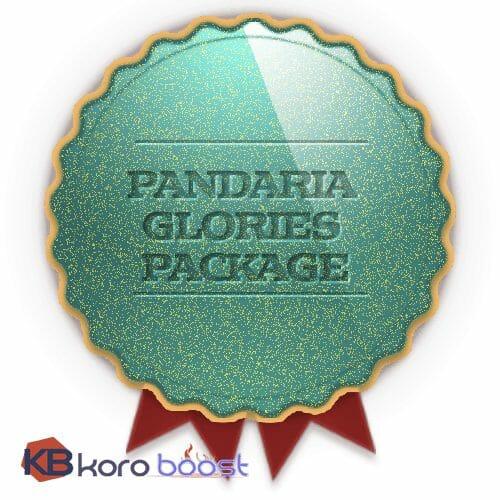 Pandaria Glories Package