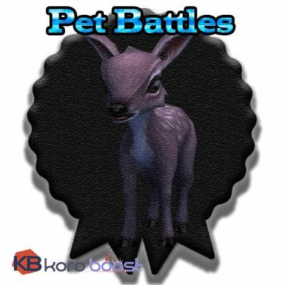 Buy Pet Battles cheap boost service or carry run