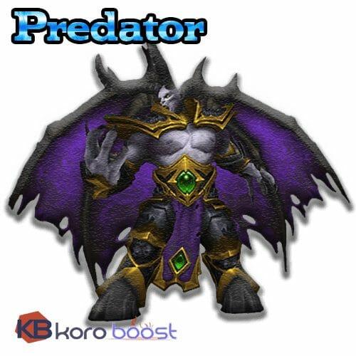 Predator Achievement Boost