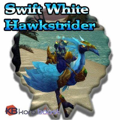 Swift White Hawkstrider