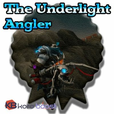The Underlight Angler