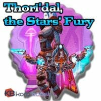 Thori'dal, the Stars' Fury