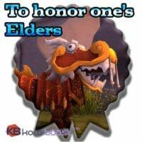 To Honor One's Elders