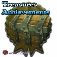 Treasures Achievements