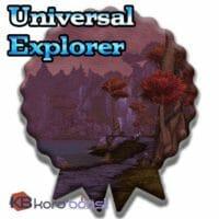 Universal Explorer Achievement Boost