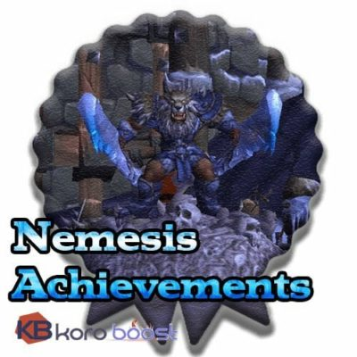 Warlord Of Draenor: Nemesis Achievements Boost
