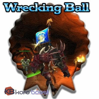 Wrecking Ball Achievement Boost