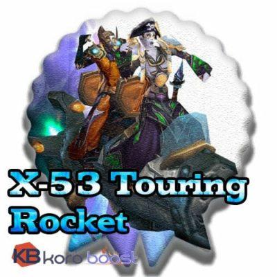 X-53 Touring Rocket