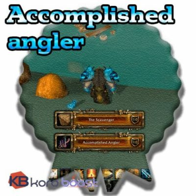 Accomplished Angler