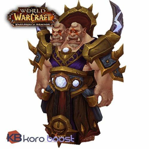 Imperator Margok (Mythic)