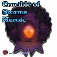 Crucible of Storms Heroic Raid boost for loot (CoS loot run carry)
