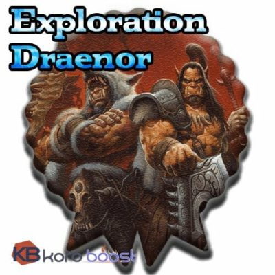 Buy Exploration Achievements in Draenor cheap boost service or carry run