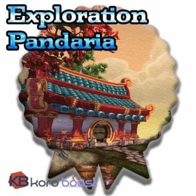 Exploration Achievements in Pandaria