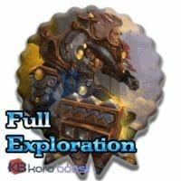 Full Exploration Achievements Boost