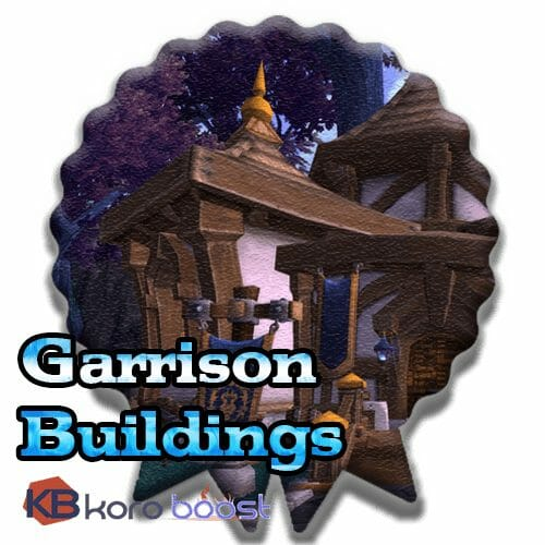Garrison Buildings Achievements Boost