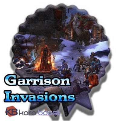 Buy Garrison Invasions Achievements Boost cheap boost service or carry run