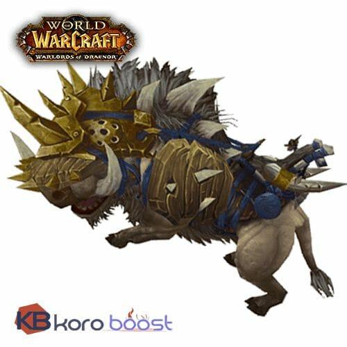 Glory of the Draenor Hero