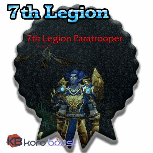 7Th Legion Reputation Boost
