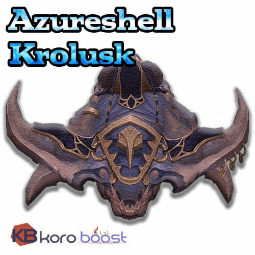 Azureshell Krolusk Mount