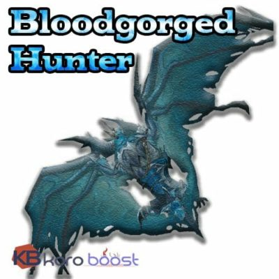 Buy Bloodgorged Hunter Mount cheap boost service or carry run